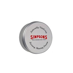 Simpsons luxury shaving Cream-4718